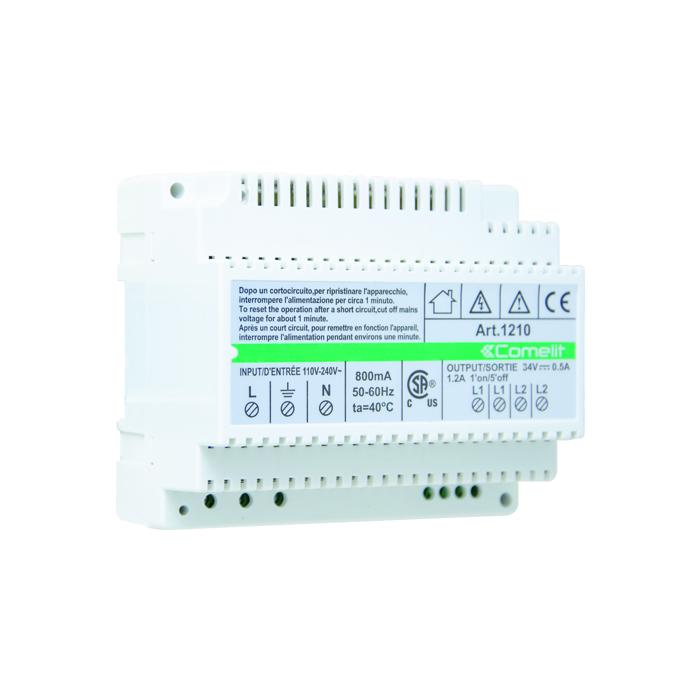 1 Stk 2-Draht Netzteil, 110 - 240 VAC/2 x 34 VDC SP1210----