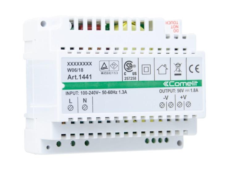 1 Stk Netzgerät 100W für SP1440, VIP SP1441----