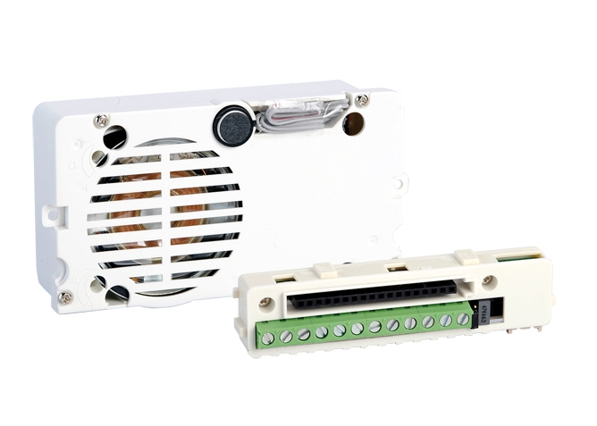 1 Stk Lautsprecher für ext. Farb-Kamera für IKALL/VANDALCOM, VIP SP1682HVC-