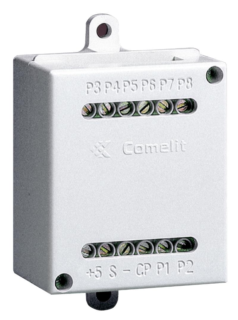 1 Stk Tasteninterface für bis zu 8 analoge Tasten, Simplebus/VIP SP3063D---