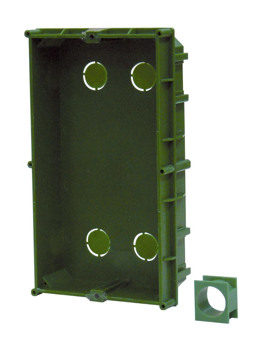 1 Stk Unterputzdose für 2 Module SP311002--