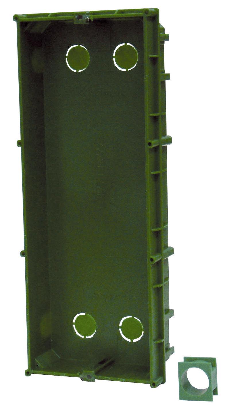 1 Stk Unterputzdose für 3 Module SP311003--