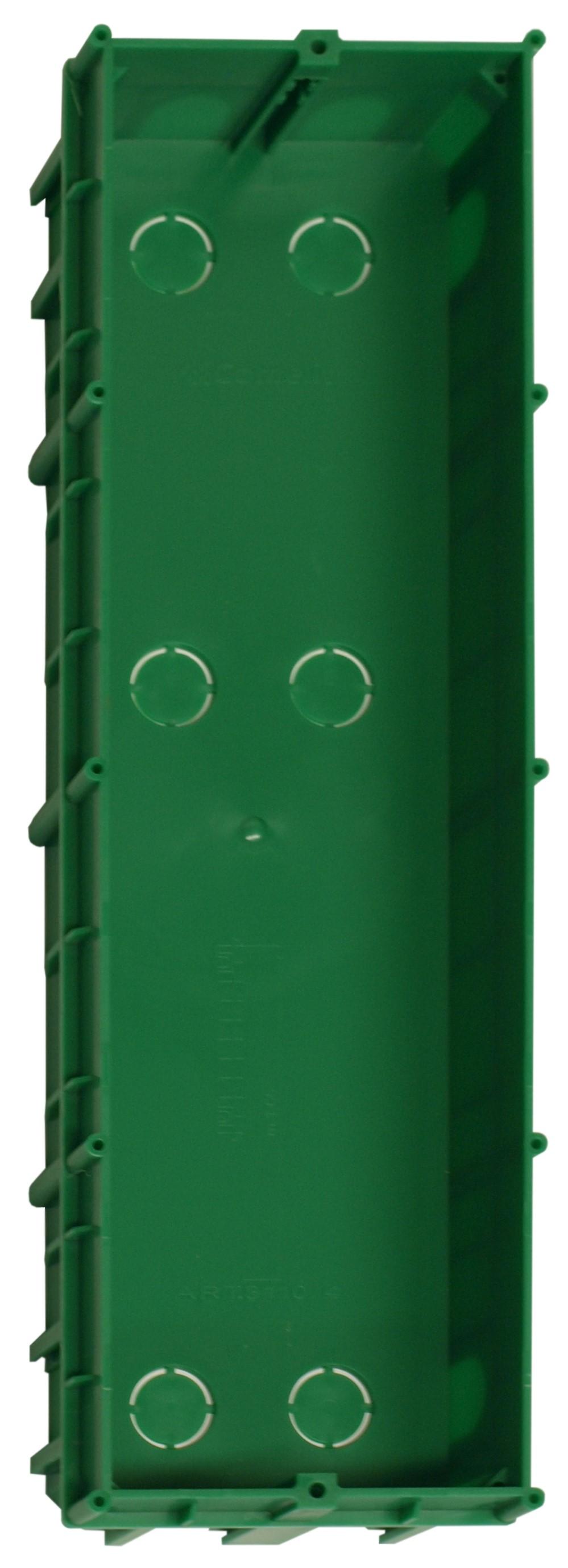 1 Stk Unterputzdose für 4 Module SP311004--
