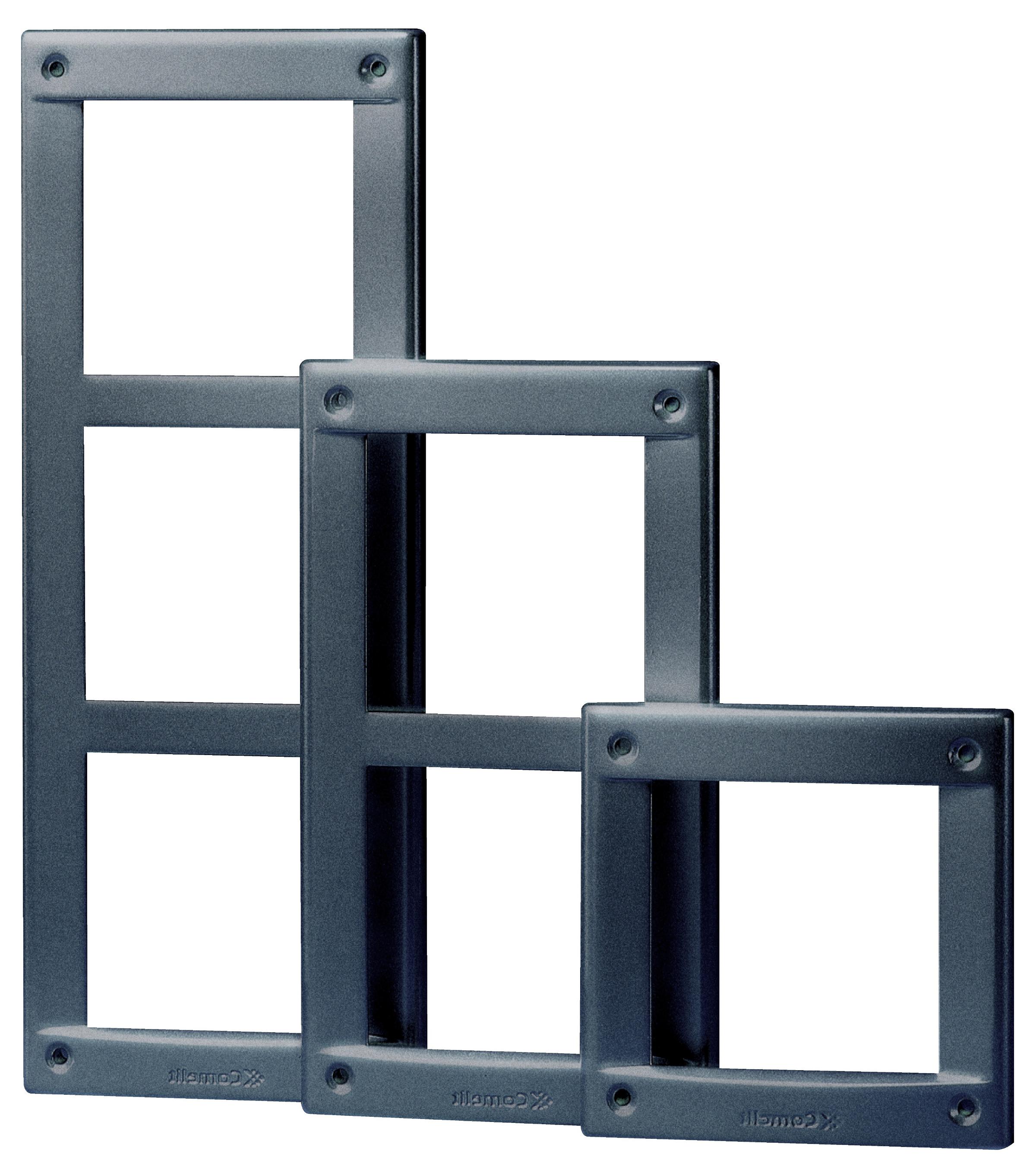 1 Stk Rahmen zu Aussenstelle für 1 Modul Vandalcom SP316101--