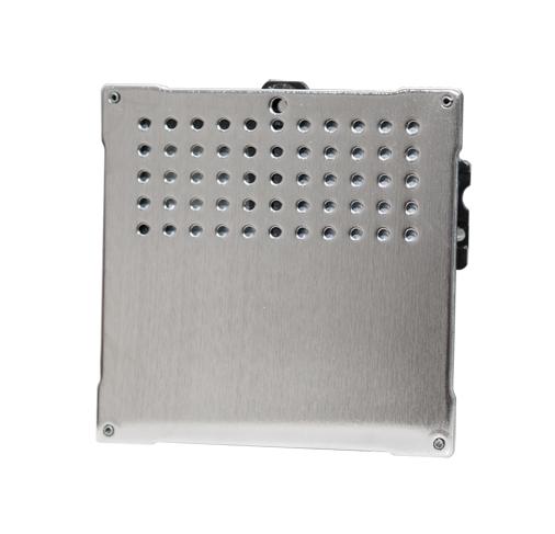 1 Stk Audiofrontmodul ohne Taste, VANDALCOM SP3262S0--