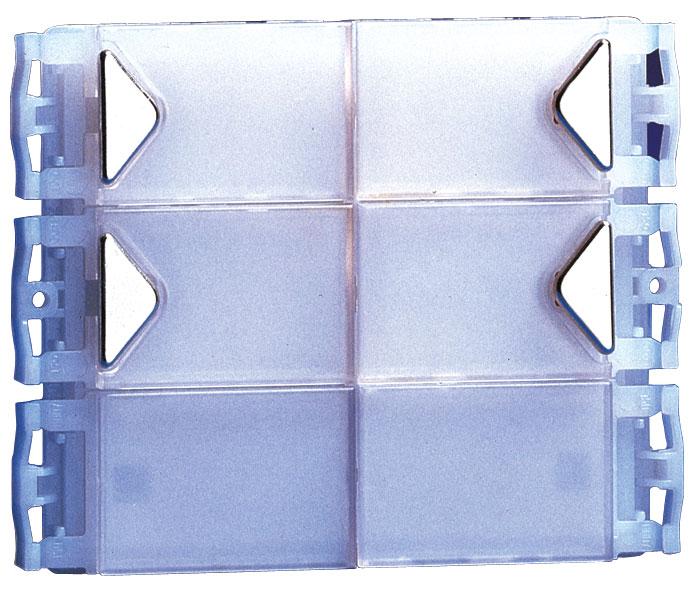 1 Stk Tastenmodul 4-Tasten Powercom für SB SP332304--