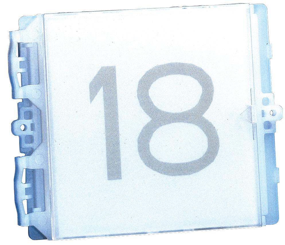 1 Stk Informationsmodul für Besetztmeldung, rückbeleuchtetes Modul SP332600--