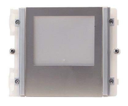 1 Stk Info-Modul IKALL METAL beleuchtet SP3336M0--