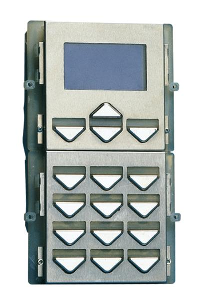 1 Stk Digitale Tastatur mit digitalem Namensfeld Powercom SP334000--