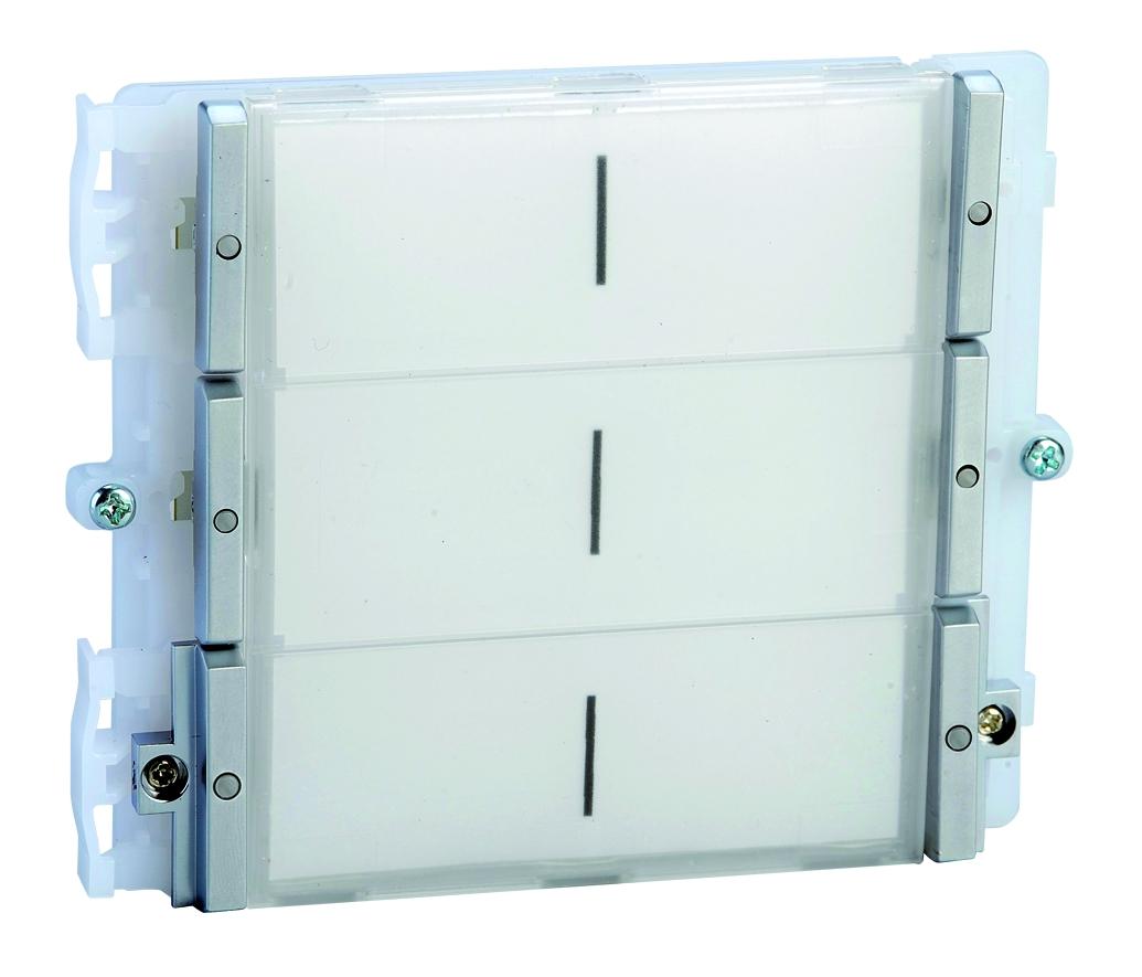 1 Stk Modul für 6 Tasten IKALL für Simplebus/IP Systeme SP334360--