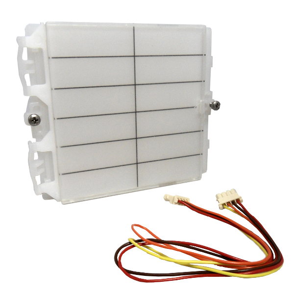 1 Stk Namensmodul für Simplebus Powercom SP334400--