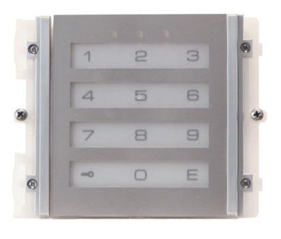 1 Stk Digitales Codemodul IKALL METAL SP3348M0--