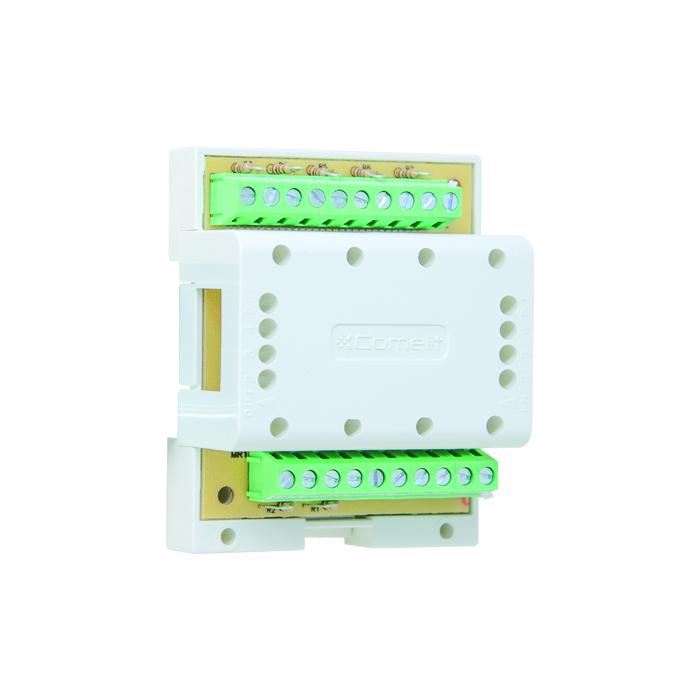 1 Stk Videoverteiler für Videoanlagen Simplebus SP483490--