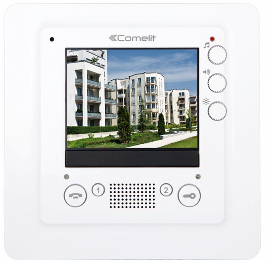 1 Stk Smart Monitor mit AP-Gehäuse, weiss, 3,5 SP6302S0--