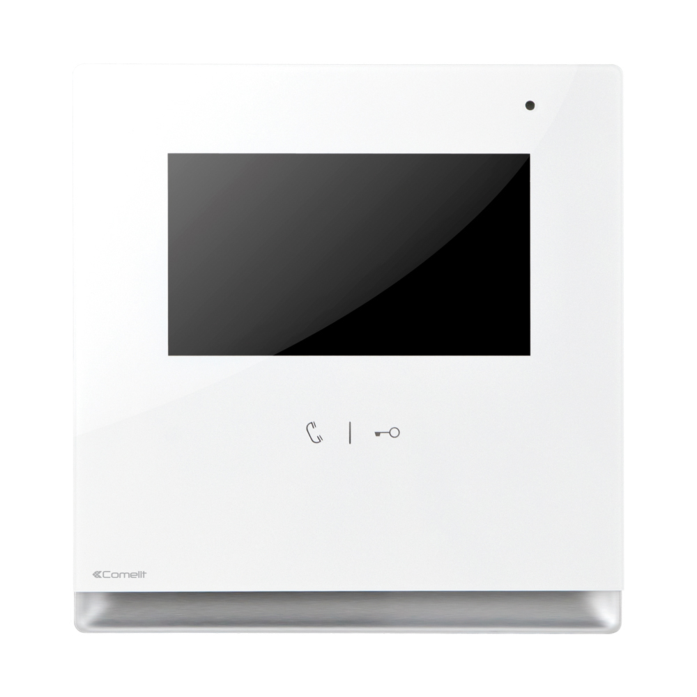 1 Stk Icona Monitor 4,3, weiß, VIP SP6602W---