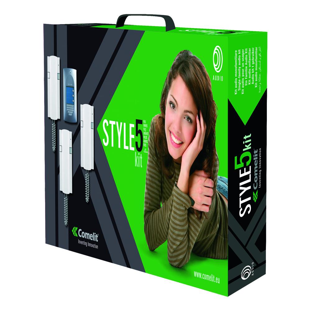 1 Stk Dreifamilien-Audiokit Style 5-Drahtsystem SP827300--