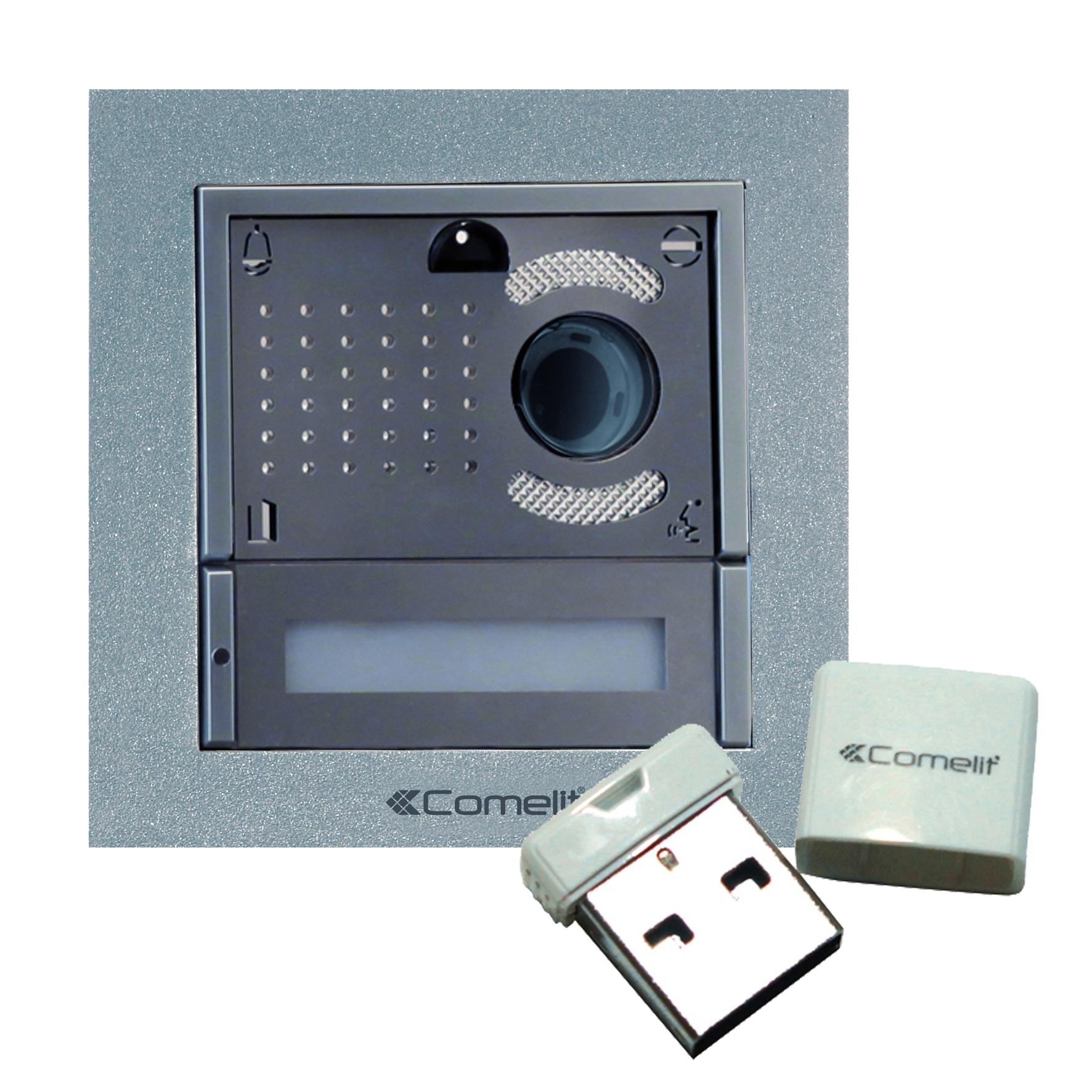 1 Stk Videokit IKALL METAL mit einem PC Dongle für VIP SP8501HIM-
