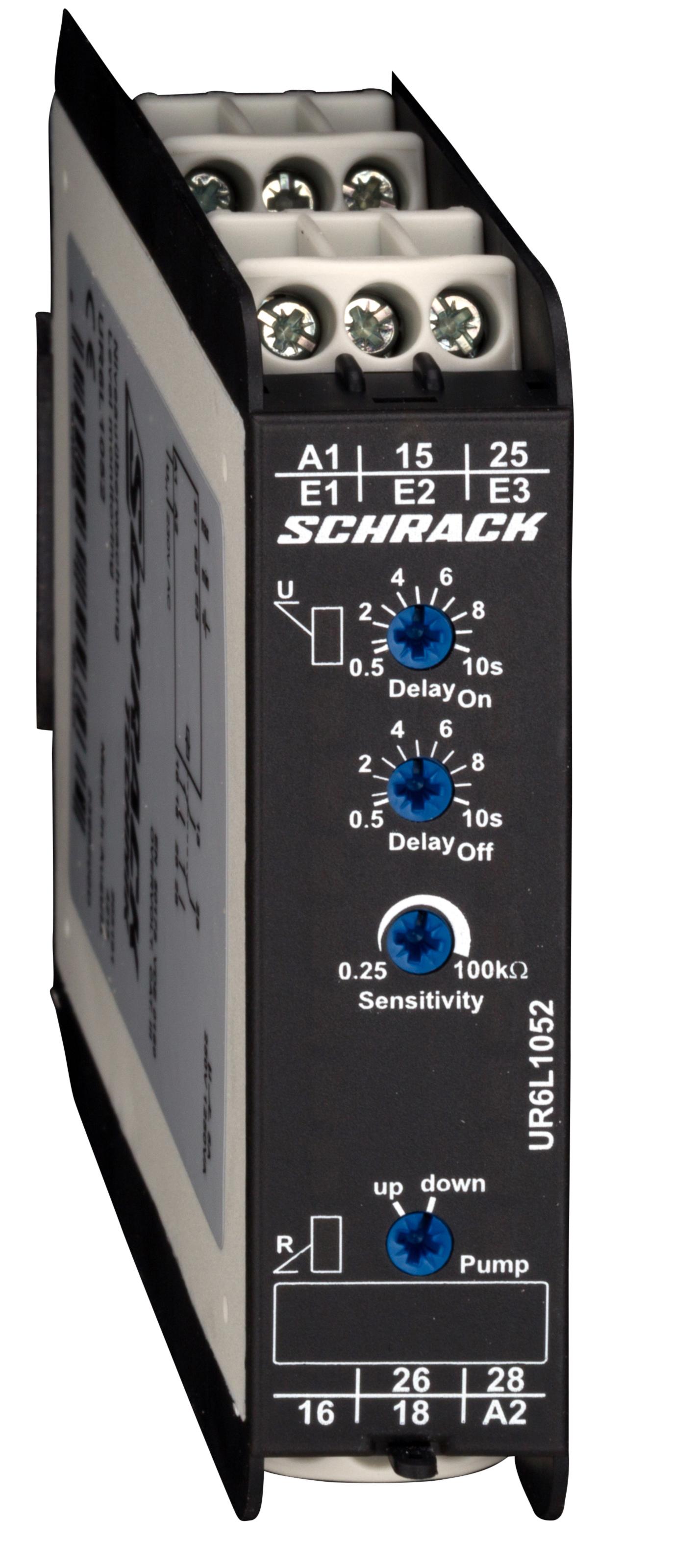 1 Stk Niveauüberwachungsrelais für Flüssigkeiten, 5A, 250V UR6L1052--