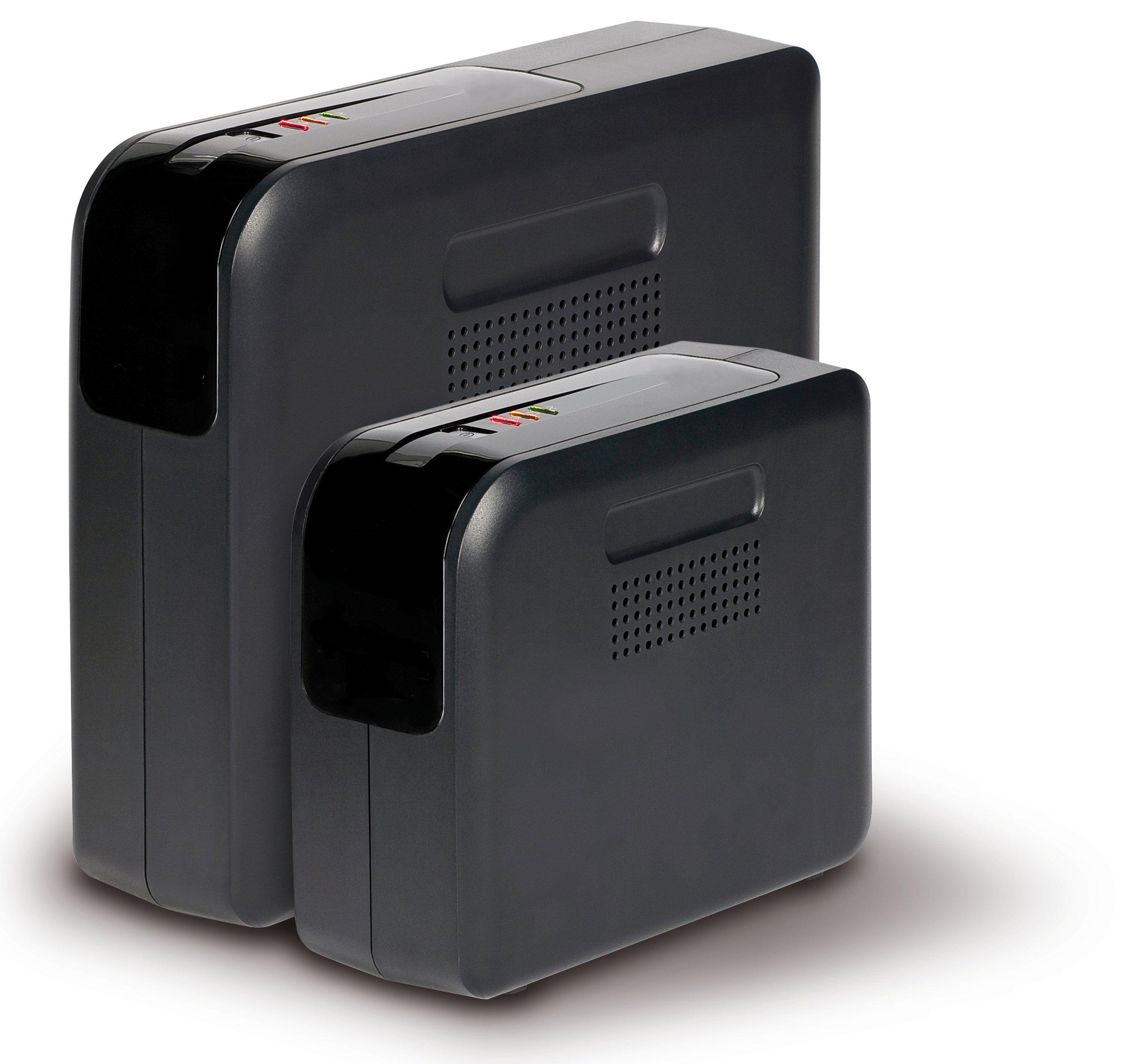 1 Stk USV GENIO iDialog 600VA 360W mit IEC Buchsen / Offline USID60----