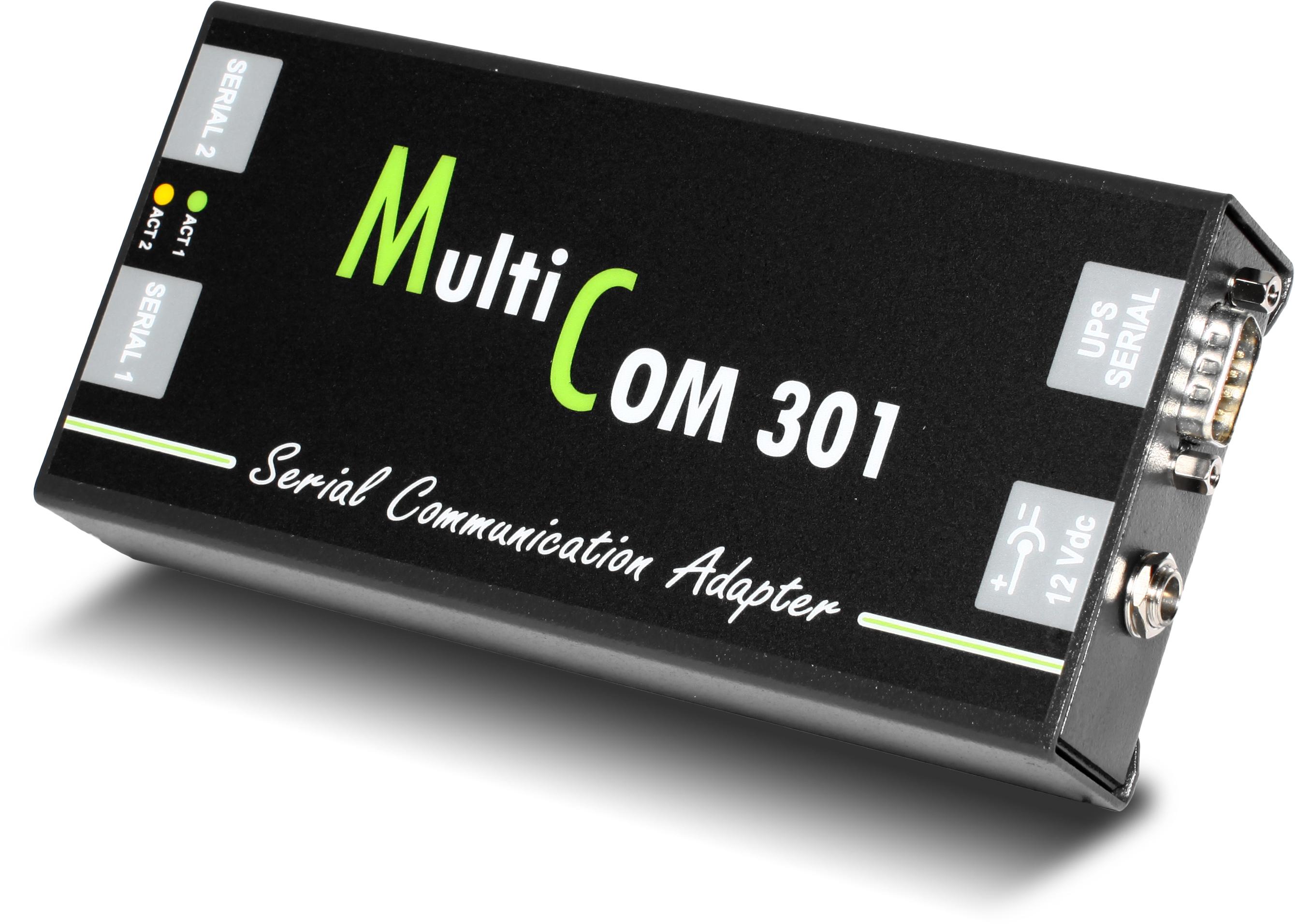 1 Stk J-Bus/ModBUS USV Interface via RS232/RS485 - Box Ausführung USMULTI301