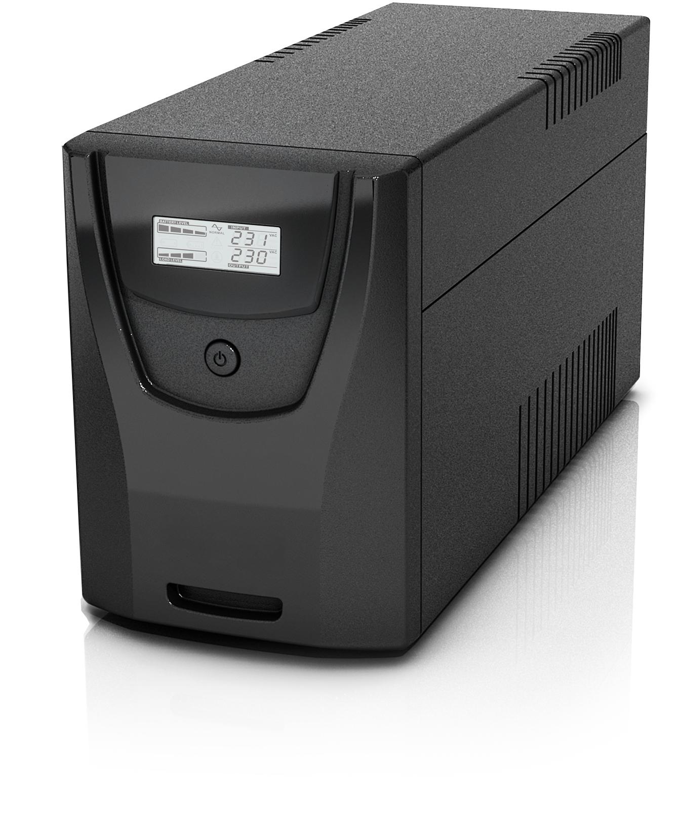 1 Stk USV GENIO Net Power 1000VA 600W 5 Min. 1ph/1ph / Line-int. USNPW100--