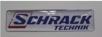 1 Stk Aufkleber Logo Point Schrack W-95000109