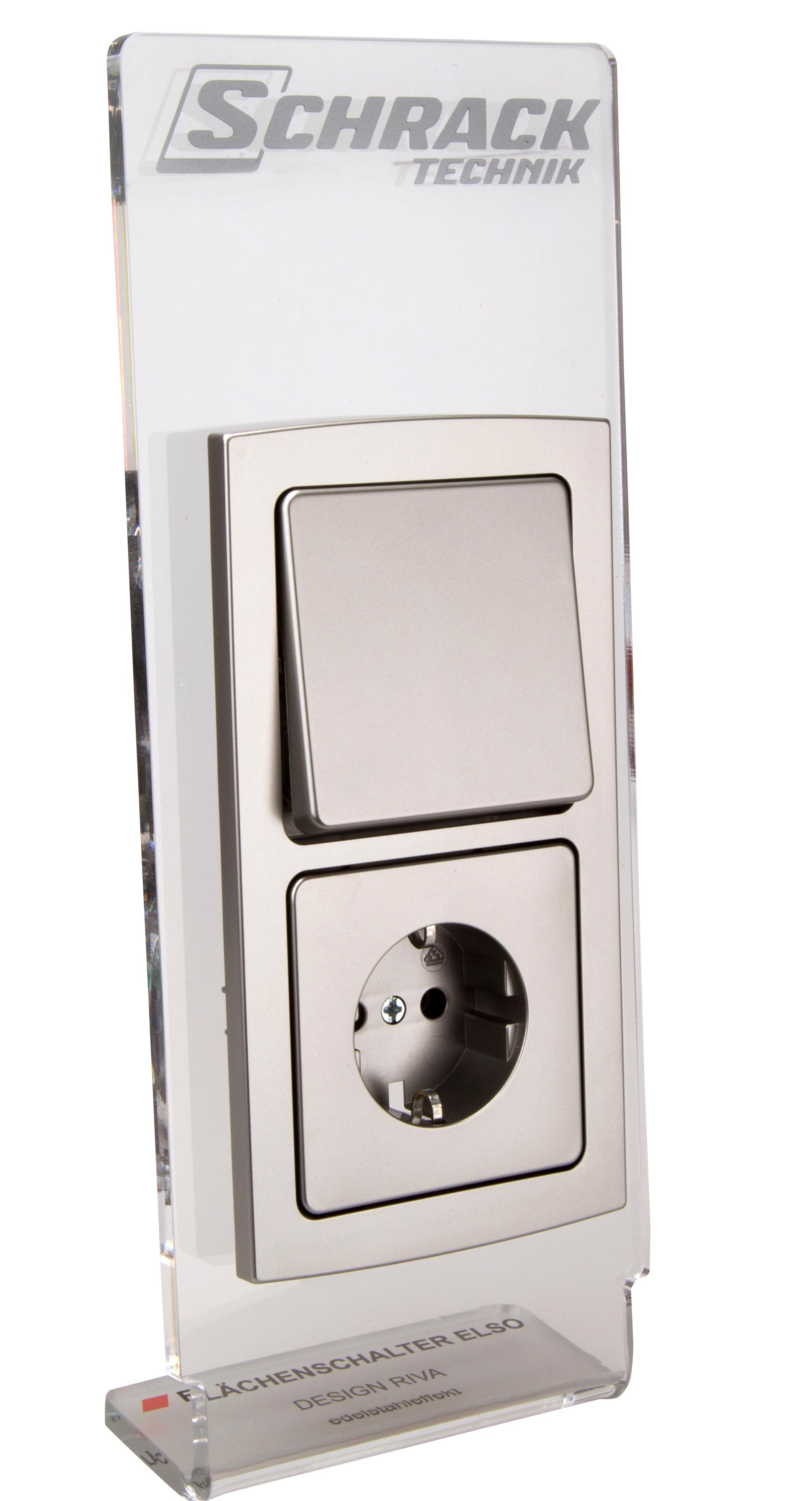 1 Stk Aufsteller Elso Skala W-95000117