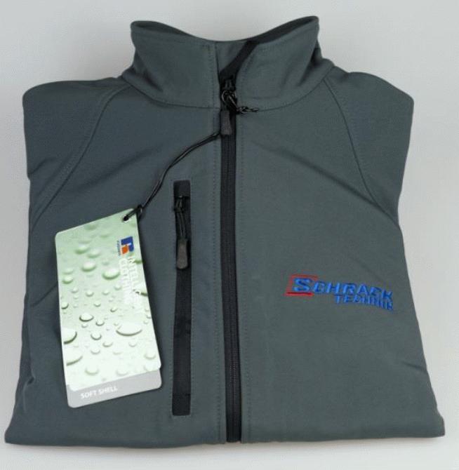 1 Stk Damen-L-Soft Shell Jacke W-95000220