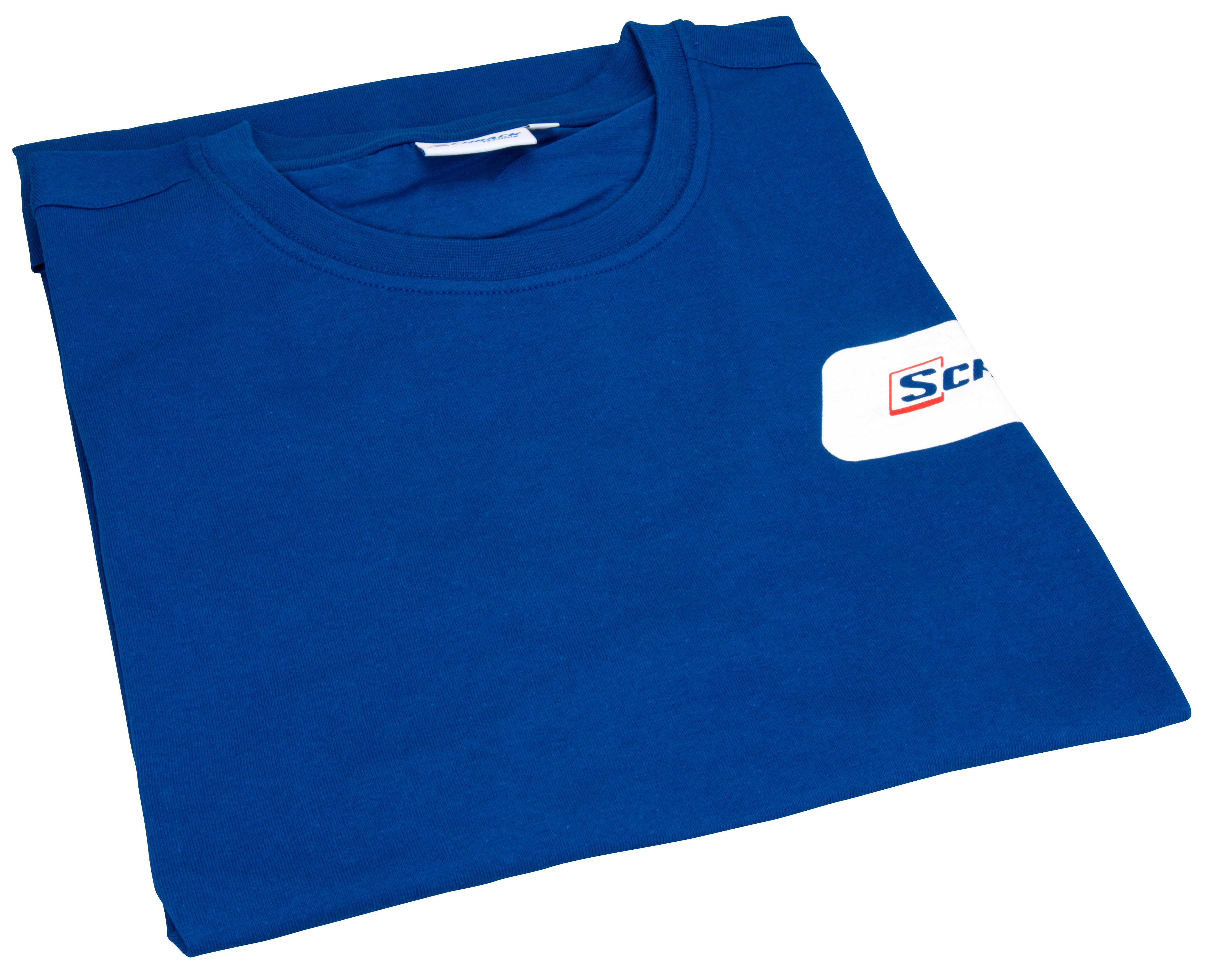 1 Stk T-Shirt Kurzarm blau -L- W-95000316