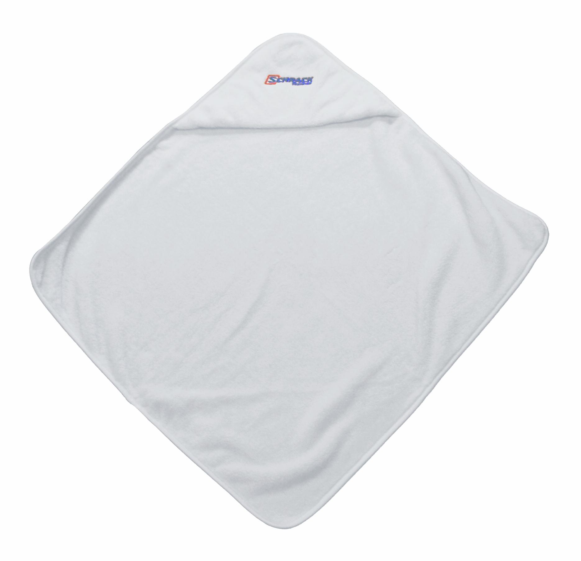 1 Stk Kinder-Badetuch weiß W-95000342