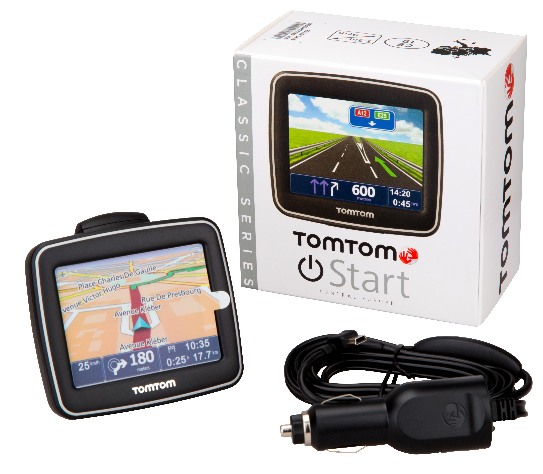 1 Stk Navi TomTom Start CE Traffic W-95000426