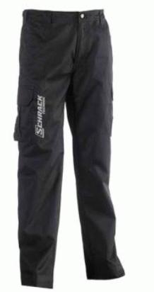 1 Stk Bundhose 58 wasserabw., Polyester-BW-Twill, m.vielen Taschen W-95000435