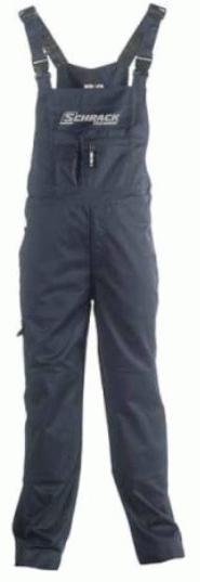 1 Stk Latzhose Gr. 46, dreifärbig Sonderanfertigung W-95000438