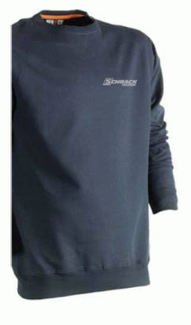 1 Stk Sweater-XXL, Baumwoll-Polyester-Jersey W-95000465
