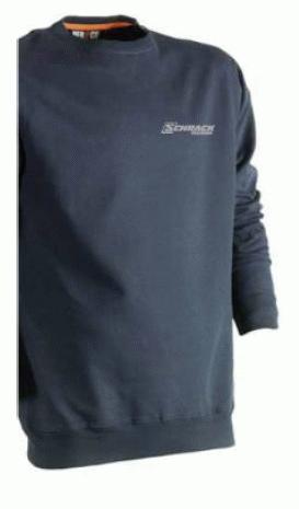 1 Stk Sweater-XXXL, Baumwoll-Polyester-Jersey W-95000466