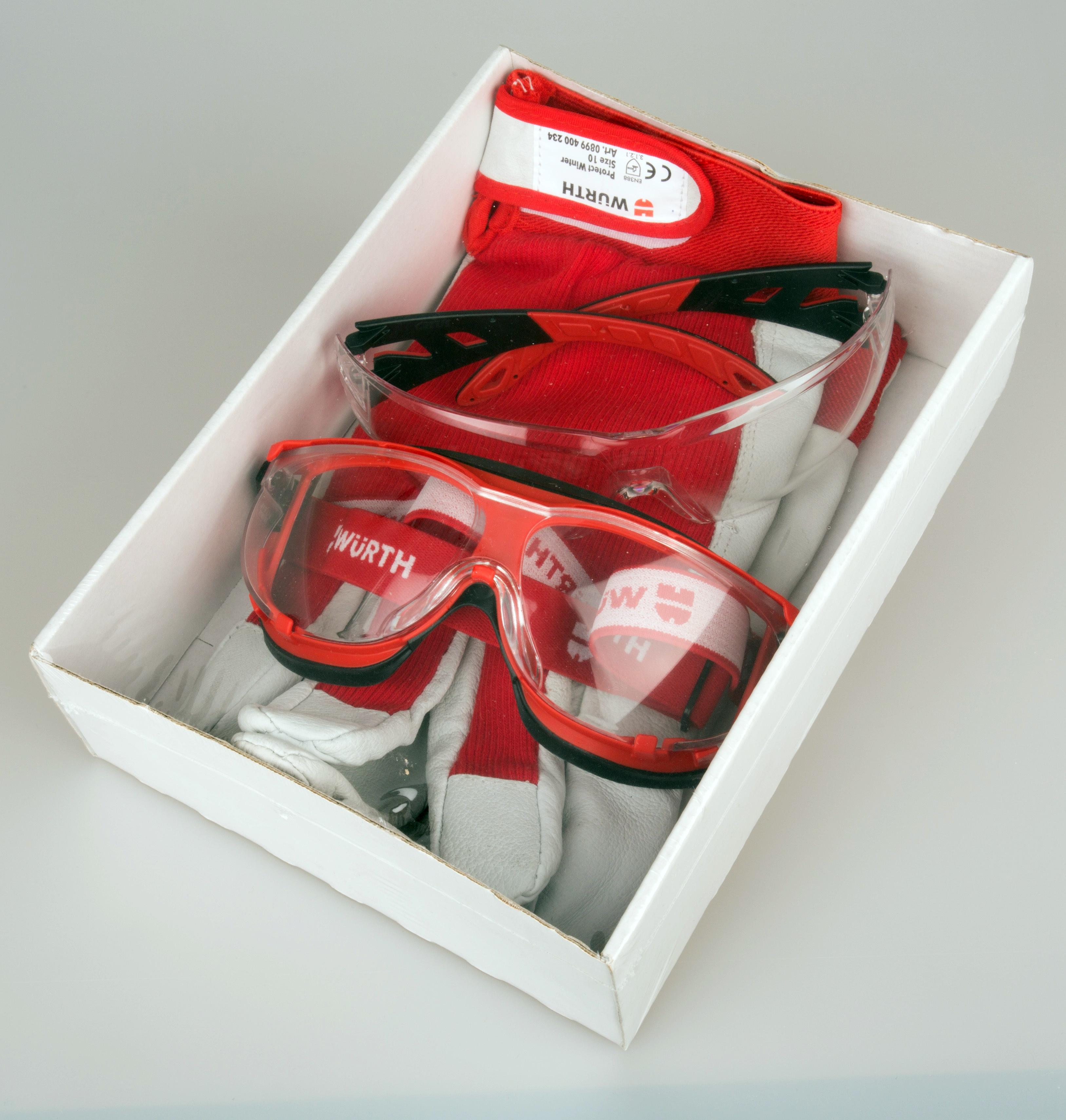 1 Stk Arbeitsschutz-Box W-95000491