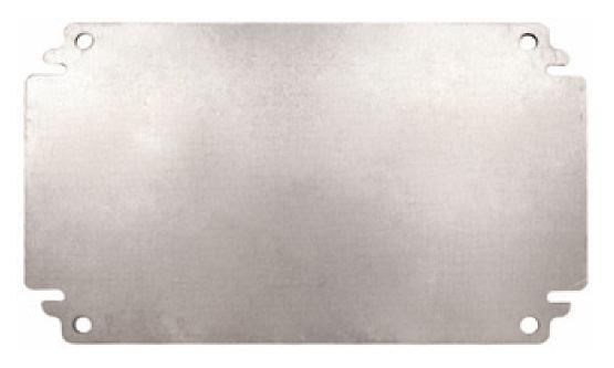1 Stk Montageplatte für WKS1515, HxB - 125x150x2mm WKSMP1515-