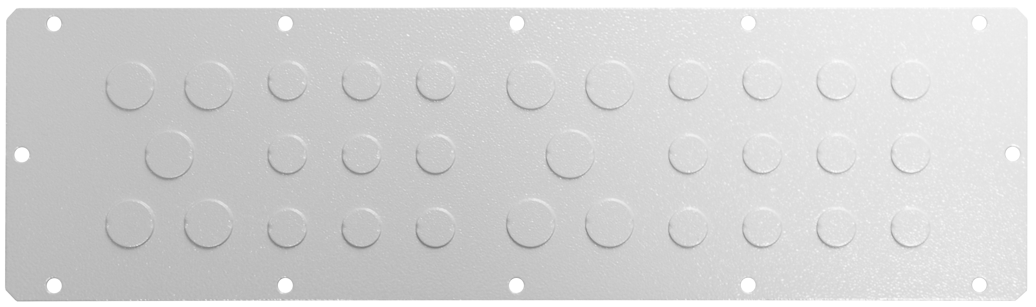 1 Stk Flansch 410x96, Ausprägung 21xM16, 10xM20 WSFA0032--