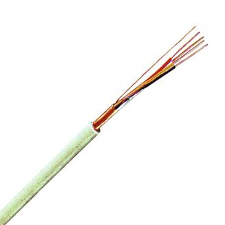 100 m J-Y(ST)Y 2x2x0,8 grau, MSR/EIB Installationskabel XC15400105