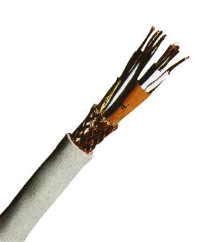 100 m RS-2YCY PiMF 3x2x0,5 grau, Datenübertragungsleitung XC170602--