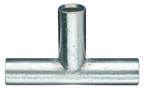 1 Stk Stoßverbinder T-Form 10mm² für doppelte Nulleiterführung XCZ20010--