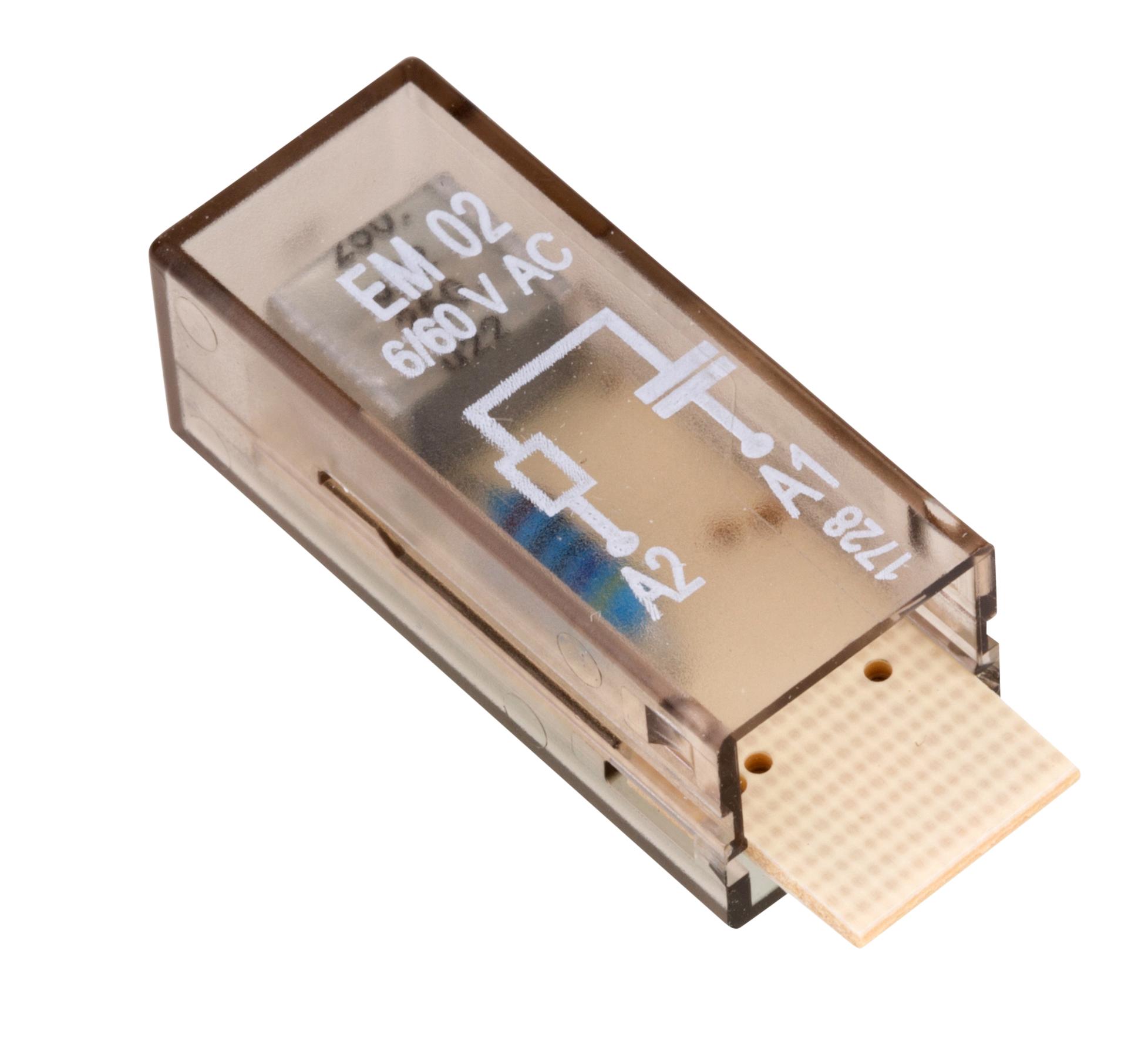 1 Stk RC-Steckmodul, 6-60V AC, EM02 YMRCW024--