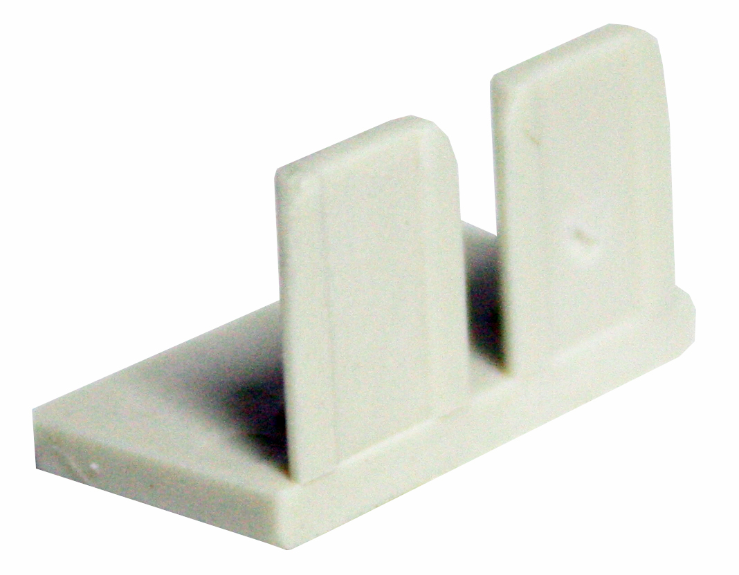 1 Stk Beschriftungsschild für YRT-Sockel YRT16040--