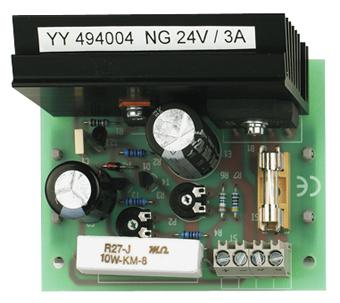 1 Stk Netzgerät geregelt 12V/3A YY494012--