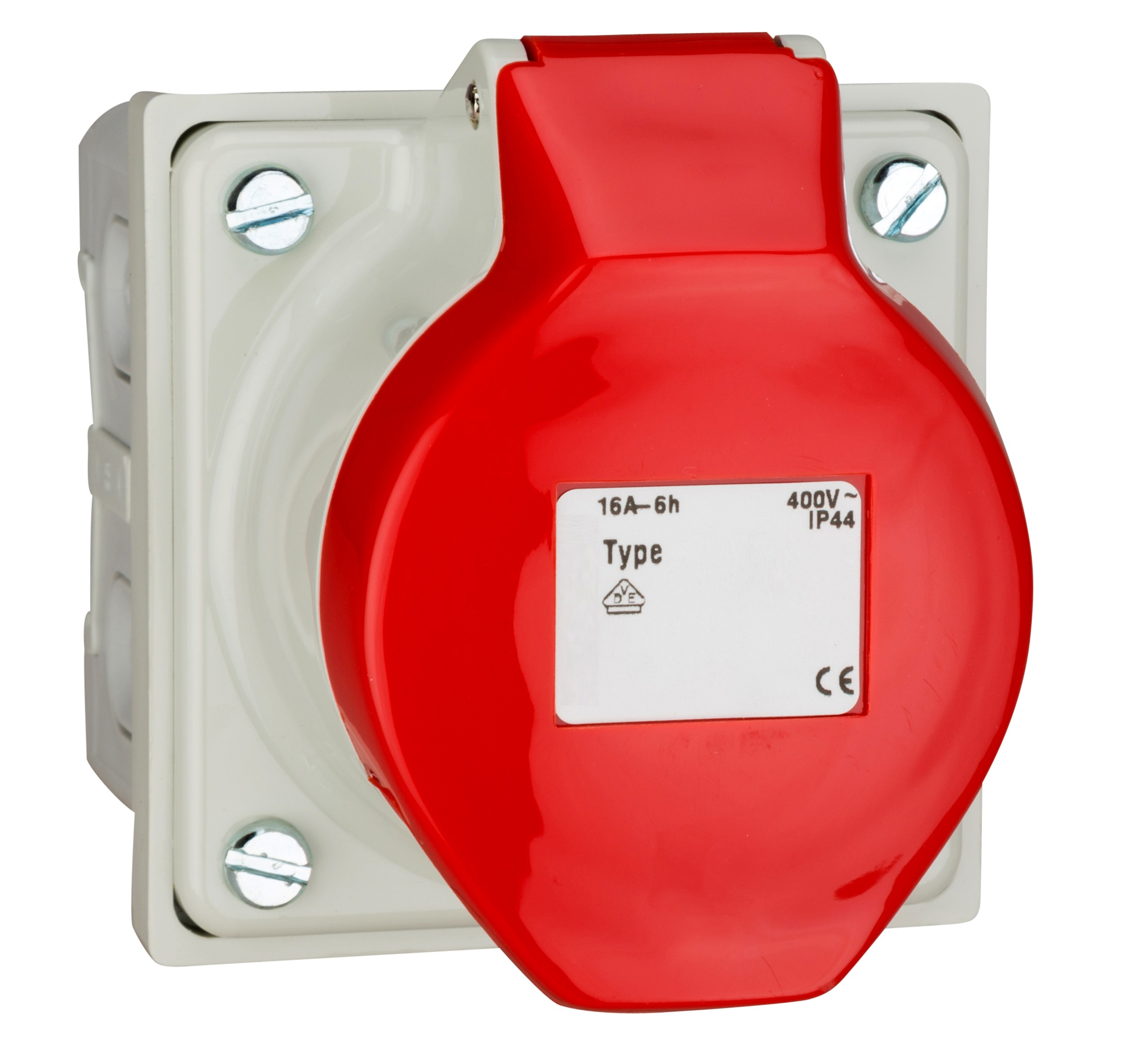 1 Stk CEE-Verteilereinbaudose 5x16A 400V IP44 YY494518--