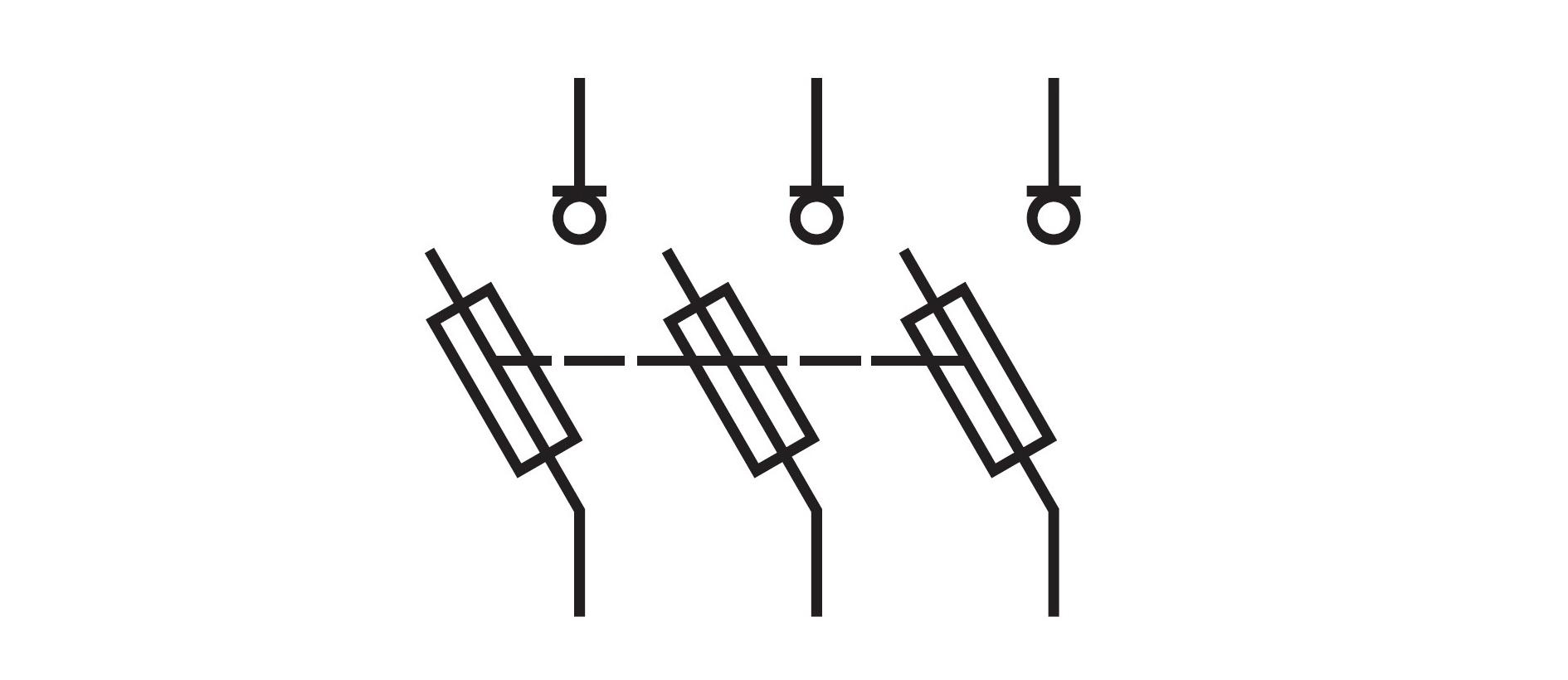 Ausgezeichnet Lasttrennschalter Symbol Bilder - Schaltplan Serie ...