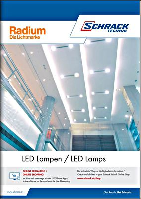 LED Retrofit Folder Radium AT