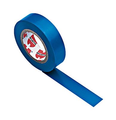 Taśma izolacyjna,PCV,szer.15mm,dł.10m,niebieska