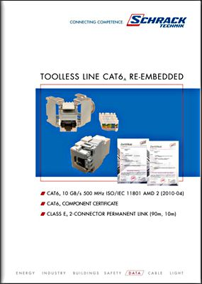 Prospect Toolless Line Cat6a english