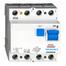 FI-Schalter, 40A, 4-polig, 30mA, Bauart G, Typ AC